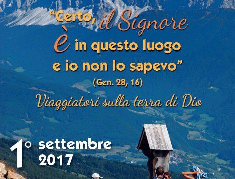 1 settembre: Giornata Mondiale di Preghiera per il Creato
