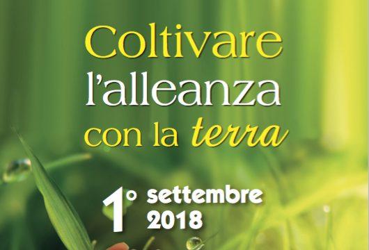 1 settembre 2018: IV Giornata Mondiale di Preghiera per la cura del Creato